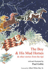 Cover of Boy and His Mud Horses