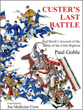 Custer's Last Battle cover