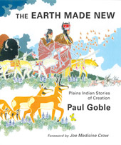The Earth Made New cover
