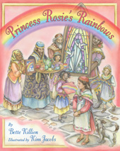 Princess Rosie's Rainbowscover
