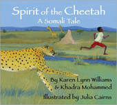 Spirit of the Cheetah cover