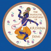 The Fantastic Adventures of Krishna cover