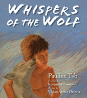 Whispers of the Wolf cover
