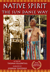 cover of Native Spirit & The Sun Dance Way DVD
